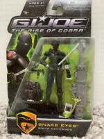 G.I. Joe Snake Eyes Ninja Commando