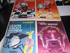 C64 Commodore 64 software American Educational games lot Spelling Bee cool art