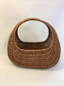 Vintage Retro Shopping Basket