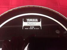 "YAMAHA - MADE BY REMO - 8"" EBONY PINSTRIPE DRUM HEAD DH ES-0608-PS"