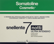 SOMATOLINE SNELLENTE ULTRA INTENSIVO NOTTE 7 400 ml