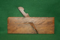 """Antique Vintage Great User No 6"""" H. Chapin Hollow Moulding Plane Inv#EB04"""