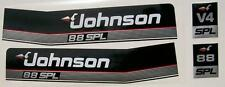 Johnson Outboard Decals 88 SPL