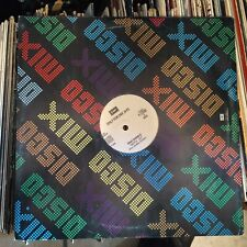 """Only For Dee Jays Pino Daniele Watch Out 12"""" 1987 Promo EX"""