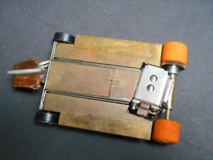 Classic ECRA BSCRA Slot Car Chassis Vintage Ant Hawkes