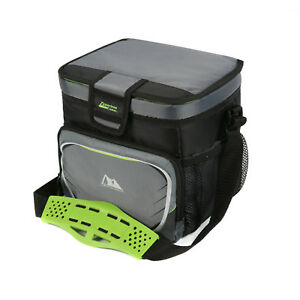 Cooler Portable Zipperless Personal Lunch Box Arctic Zone fit 9 Can Drinks Food