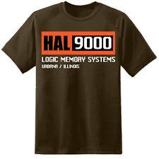 HAL 9000 MOVIE T SHIRT 2001 SPACE ODYSSEY RETRO (S - 2XL) STANLEY KUBRICK MOVIE