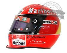 Michael Schumacher 2000 F1 Formula One Full Scale Replica Helmet Helm Casco Helm