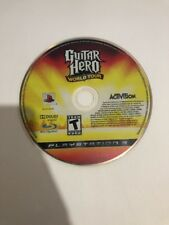 Guitar Hero: World Tour (PlayStation 3) PS3 Works Great 🔥