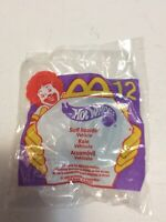 1999 Vintage Hot Wheels McDonald's Happy Meal Toy Surf Boarder Toy Car New!