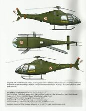 "PZL SW-4 ""PUSZCZYK"" POLISH LIGHT MULTIROLE HELICOPTER"