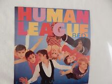 "THE HUMAN LEAGUE ""(KEEP FEELING) FASCINATION"" PICTURE SLEEVE! BRAND NEW!"