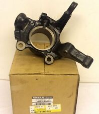 GENUINE NISSAN ALMERA TINO SPINDLE KNUCLE - FRONT LEFT 40015BU000