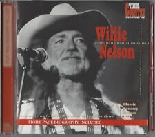 WILLIE NELSON / THE COUNTRY BIOGRAPHY * NEW CD * NEU *