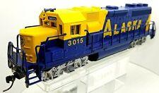 HO Bachmann 63548 Alaska GP40 Diesel Loco w/Operating Dir Lites#3015(Tested)LNIB