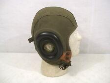 post-WWII USAAF Army Air Force Type H-7151 (AER) Summer Flying Helmet - Medium