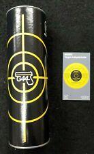 "Glock G44 Shooting Safety Plink44 9"" Empty Can Storage Decor ManCave Safe"
