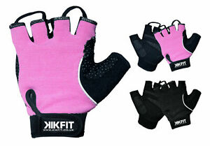 Ladies Wheelchair Gloves Fingerless Half Finger Driving Crutches Gym Cycling