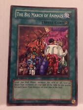 Yu-Gi-Oh! The Big March Of Animals Card - FET-EN048 - 1st Edition