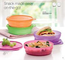 Snack EZ Bowl (4) 500ml Tupperware