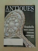 Antiques & Collecting Magazine June 2011 Seashells Cooperstown Petroliana Gas