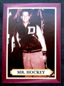 1995-96 Parkhurst '66-67 Gordie Howe Mr. Hockey Card #MH2