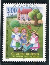 TIMBRE FRANCE OBLITERE N° 3253 CONTESSE DE SEGUR /