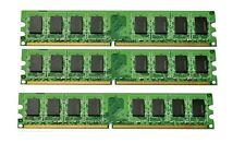 3GB 3x1GB DDR2 PC2-4200 RAM Memory Dell Dimension 9100