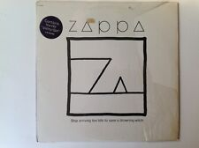 Frank Zappa Ship Arriving Too Late To Save A Drowning Witch 1982 Vinyl Record LP