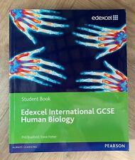 EDEXCEL INTERNATIONAL GCSE HUMAN BIOLOGY STUDENT BOOK