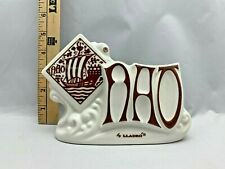 "Nao Lladro Porcelain Display Sign 5"" H x 7"" L x 2"" D Fast Ship!"