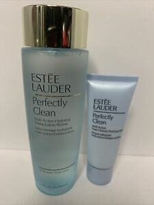 Estee Lauder Perfectly Clean Multi-Action Toning Lotion/Refiner & Cleanser