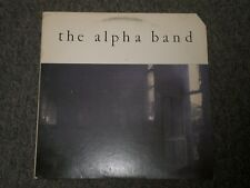 The Alpha Band~Self Titled LP~PROMO Copy~Inner Sleeve~FAST SHIPPING!!