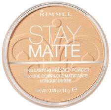 Rimmel London Stay Matte Pressed Powder 006 Warm Beige 14 G