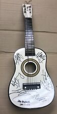 Guitar Original Autograhed By 10+ Country Western Stars