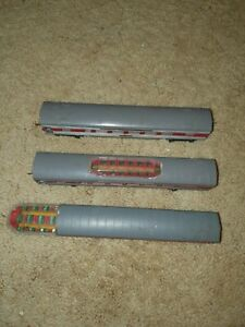 "Triang ""Triang Railways"" Vista Dome. Coaches. Made in Aust. OO Scale."