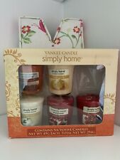 Yankee Candle Set Of 5 Votive Candles