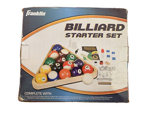 Franklin Billard Starter Set