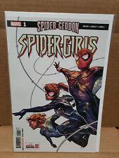 SPIDER-GIRLS #1A Spider Geddon (2018 MARVEL Comics)