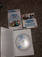Studio Instant Artist Wii Nintendo U Draw Video Game 2011 Case Instruction Book