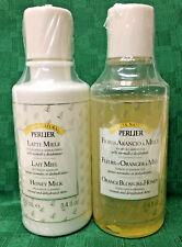 Perlier Honey Milk Cleanser + Orange Blossom & Honey Toner - New