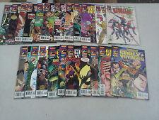 Star Trek Comics Huge lot of 84 Marvel DC Malibu Comics