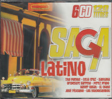 Saga Latino  (6 CD s) 2003
