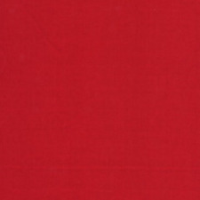 Organic Cotton Fabric, 'Lava Red from Cirrus Solids ' Cloud9 Quilt UK Seller