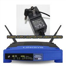 AC ADAPTER FOR WRT54G-BP WRT54G-TM WRT54GL WRT54GP2 CISCO LINKSYS FAST FREE SHIP