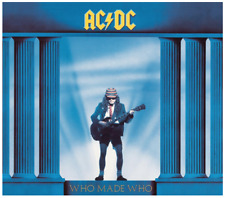 AC/DC - Who Made Who (CD) • NEW • Malcolm Young, Maximum Overdrive Soundtrack