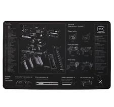 "11""x17"" Armorers Bench Mat Pad For Glock Perfection Gun Cleaning Mat"