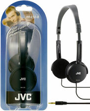Auricolari e cuffie nere JVC