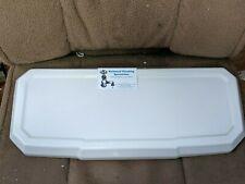 ELJER 5104 Toilet Tank Lid -- WHITE