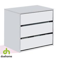 Habitdesign Arc6030 - cajonera para armario color blanco brillo dimensiones 6